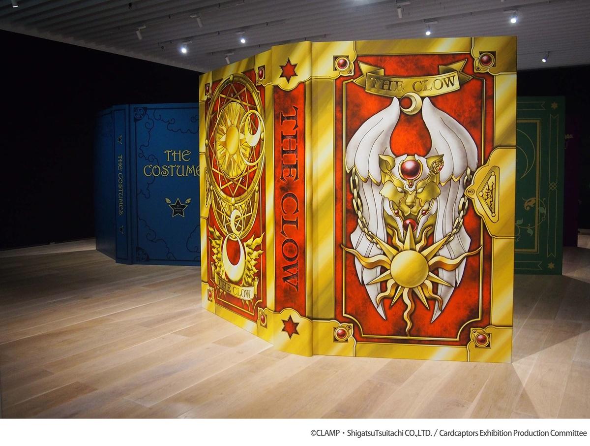 封印真的解除了!日本《庫洛魔法使特展》這時首登台,巨大小可、200件複製原畫都有