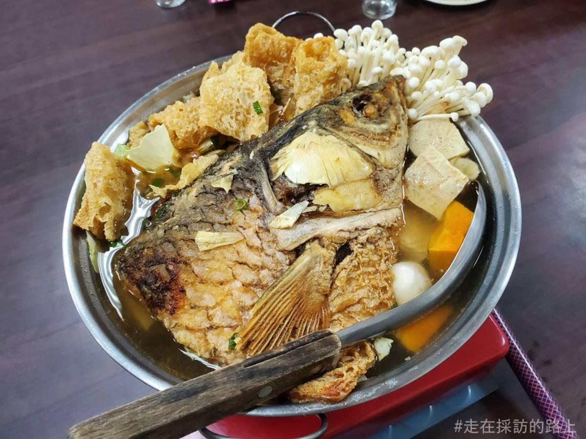 這一鍋超補!高雄當歸藥膳羊肉爐聚餐桌桌必點,砂鍋魚頭預訂才吃得到
