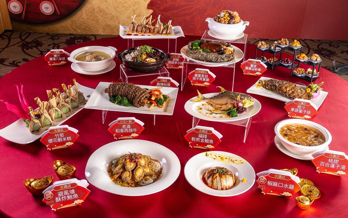 全台30家飯店「外帶年菜」看這篇!牛年必吃牛料理、放大版佛跳牆、比利時湯鍋帶回家