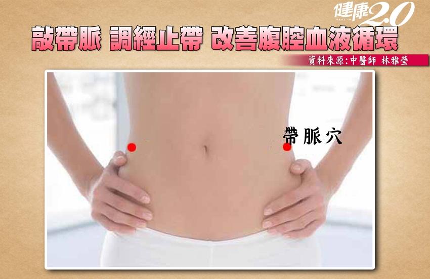 小心情緒誘發乳癌!專家教你「敲帶脈」「刮肝區」解憂理氣、通乳腺