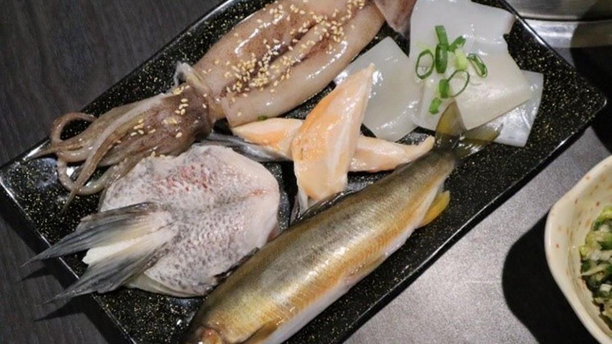 毛小孩也能用餐!台北和牛燒烤吃到飽有99樣食材,必點「海賊王」、天使紅蝦嗑到爽