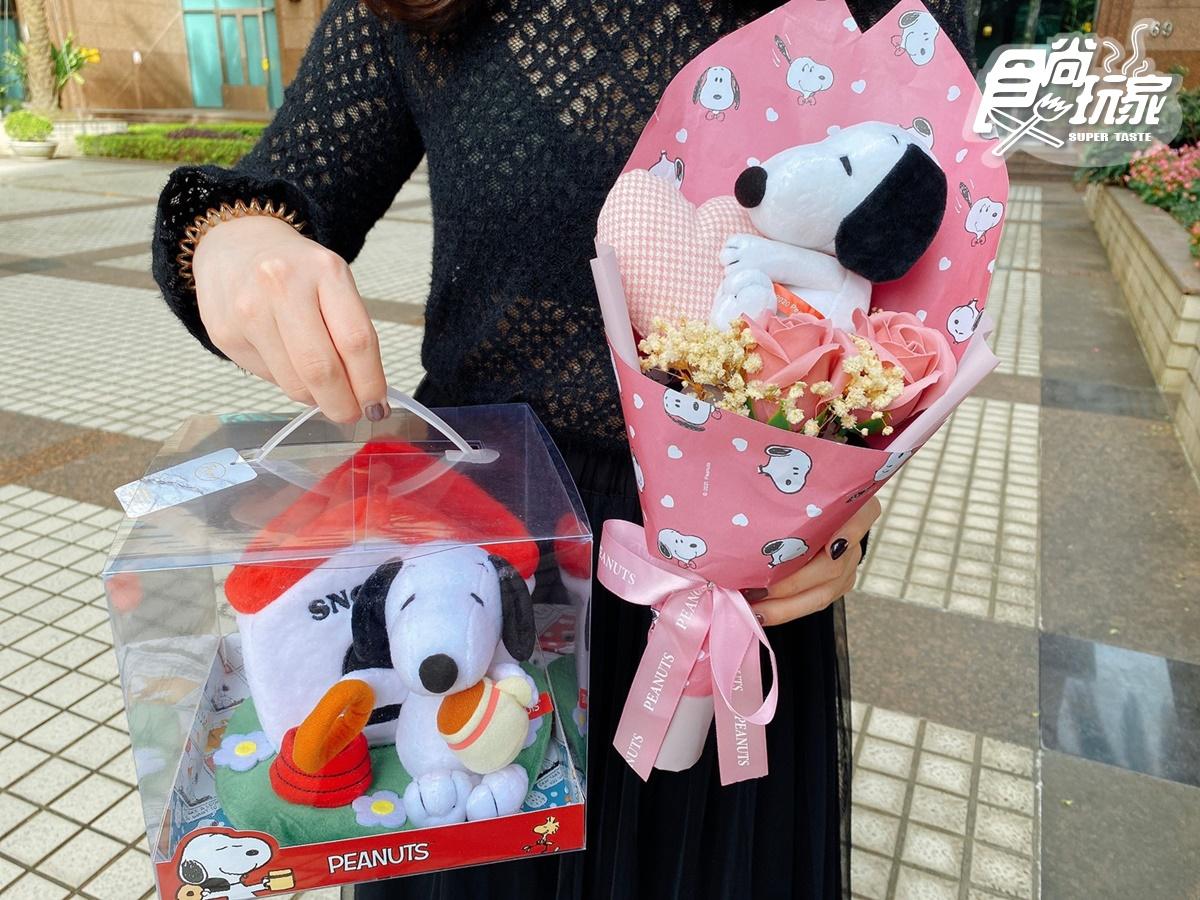 情人節買起來!小七推「寶可夢+史努比」放閃禮盒,加碼數十款Kitty粉嫩商品萌翻