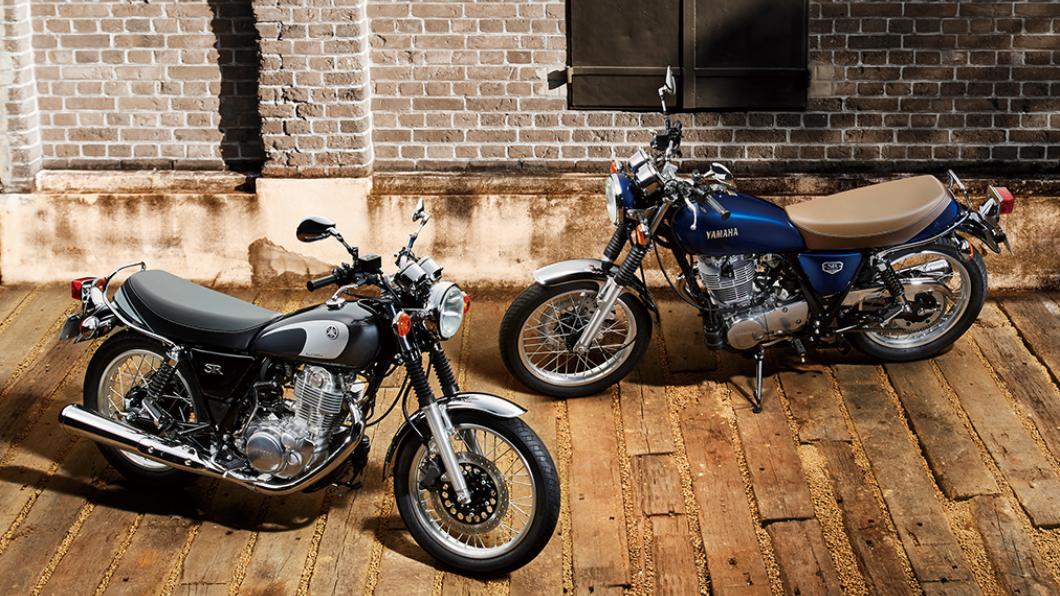 日本Yamaha宣告推出限量1,000輛的SR400Final Edition Limited,預計於3/15在日本市場開放訂購。(圖片來源/ Yamaha) Yamaha推SR400最終特仕 43年經典大愛將確定停產