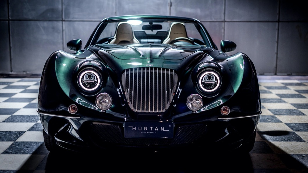 來自西班牙的改裝廠Hurtan,自1992年以來便開始打造訂製車款。(圖片來源/ Hurtan) 這台Mazda改到連媽媽都認不得! Grand Albaycin穿越時空來到現代