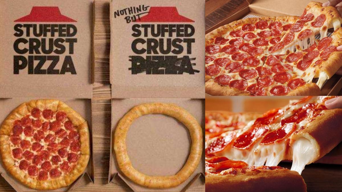吃披薩不要披薩!必勝客單賣「芝心餅皮」,網友敲碗台灣快上市