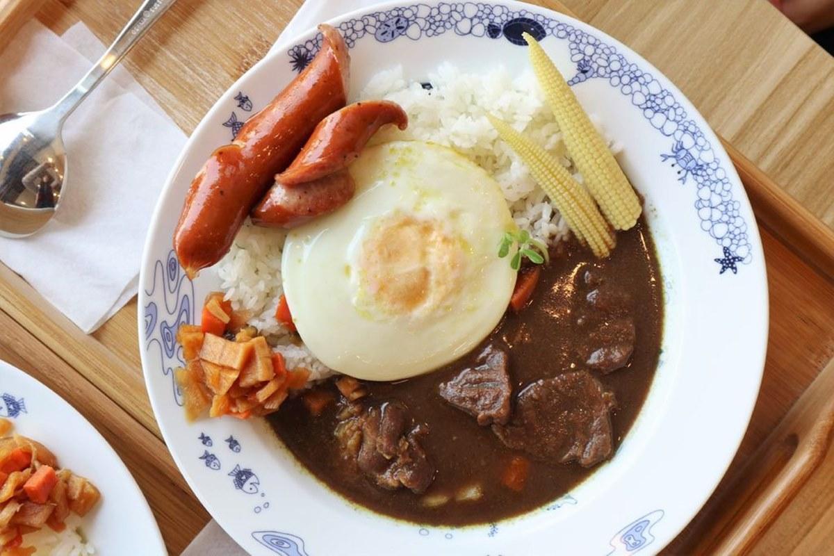 不做隔夜餐!日系職人新竹咖哩店走健康風,軟嫩牛腱吃了超滿足
