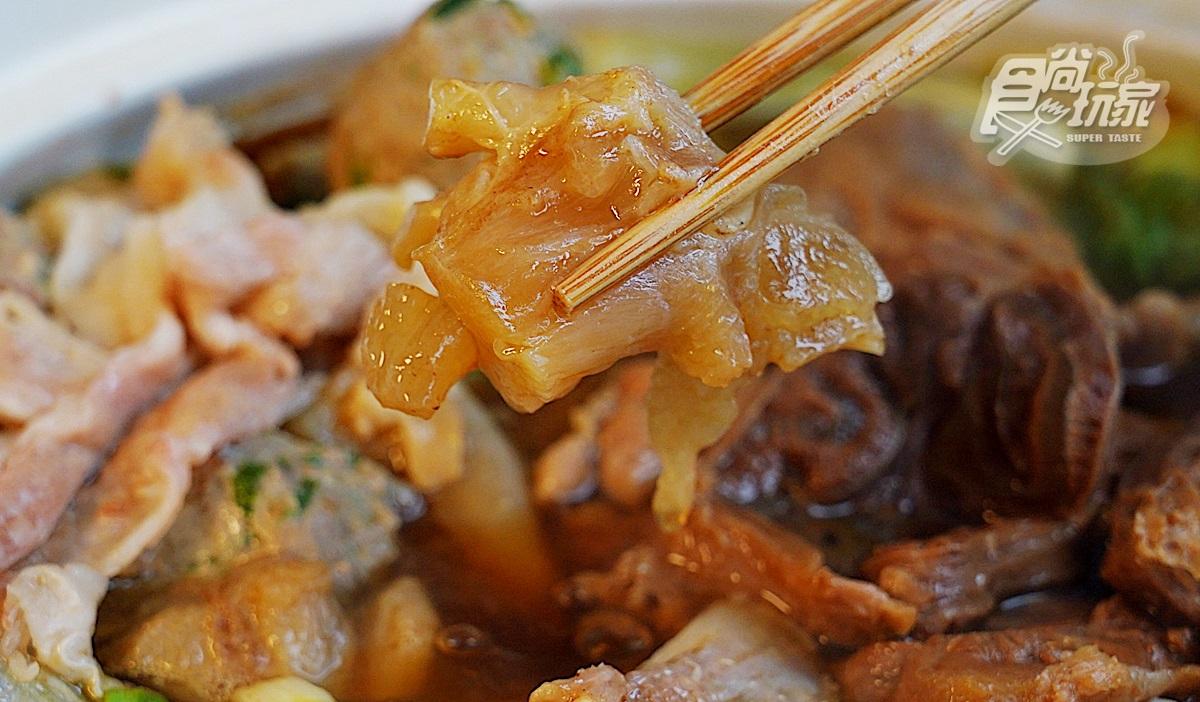 火鍋控必嗑!老店超澎派「牛肉超載鍋」,988元一次吃到7種部位、還送整盒牛五花