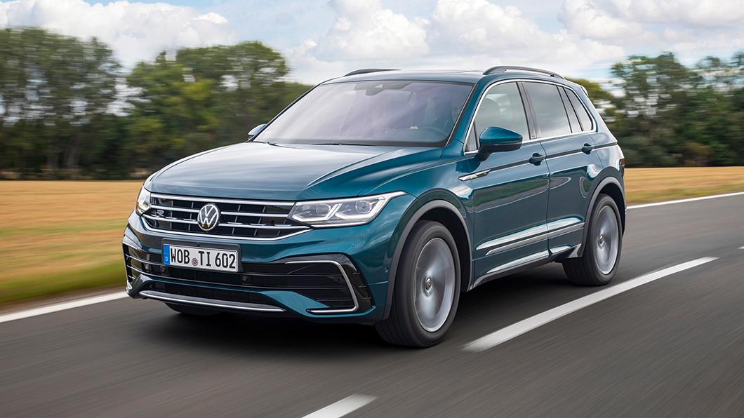 小改款Tiguan預售網頁正式上線,開出132.8萬元起預售價格。(圖片來源/ Volkswagen)  132.8萬起小改Tiguan預售啟動 預估第二季正式開賣