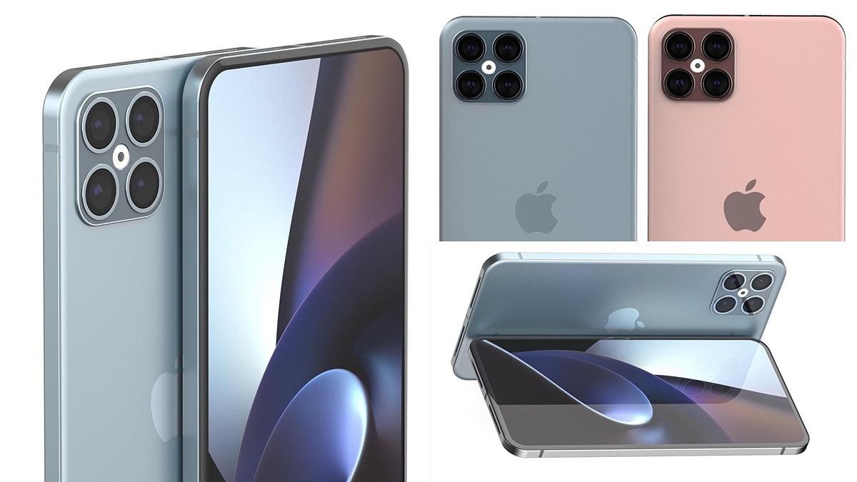 史上最美iPhone!蘋果手機嬰兒藍、粉4款新色曝光,還有蜜桃橘和「真正黑」出現