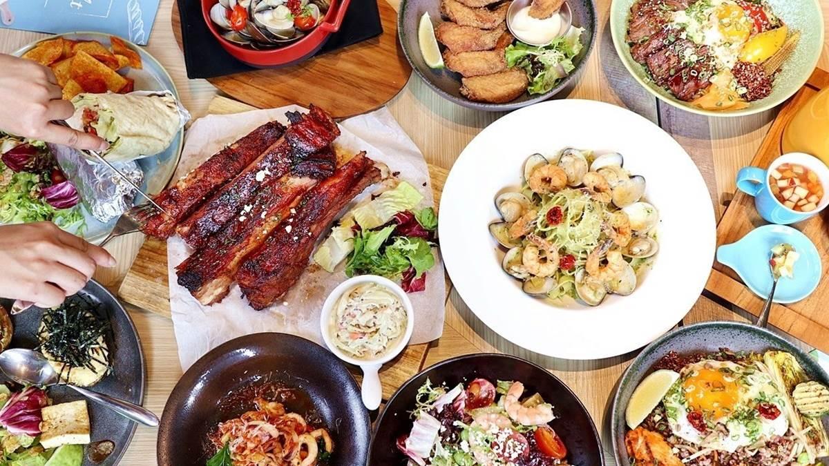 好吃又好拍!台中網美系義式料理必點這10樣:鳥巢麵、「未來肉」漢堡、限量牛小排飯