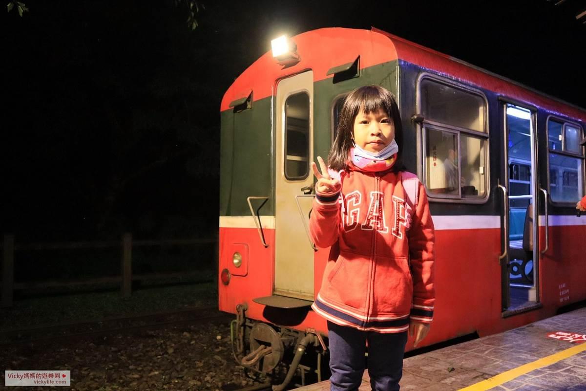 阿里山親子遊提案!搭火車看日出美景,沿途逛山椒魚館、森林天空步道