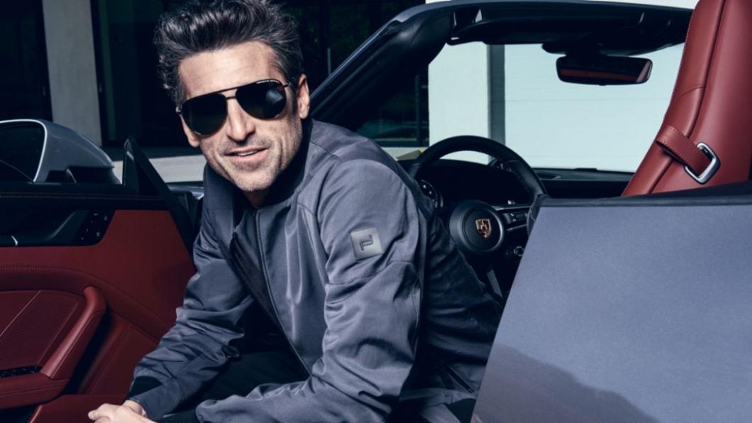 保時捷在日前(1/26)宣告,好萊塢明星Patrick Dempsey成為Porsche Design Eyewear品牌大使。(圖片來源/ Porsche) 既是演員也是賽車手 Porsche Design新任品牌大使是「他」?