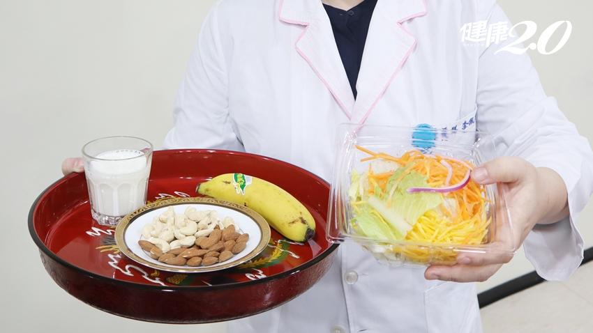 半夜腳抽筋好痛!你可能缺4種營養素 營養師教你這樣吃