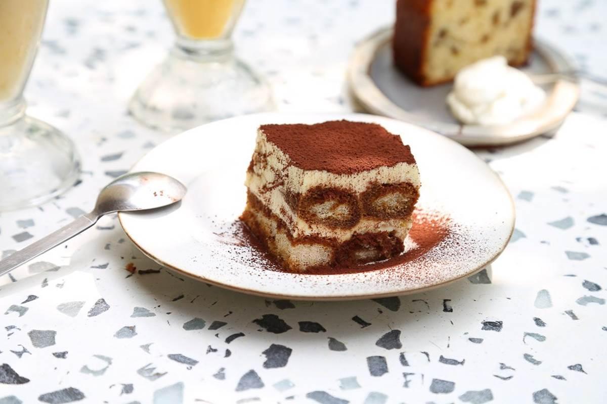 台南梅嶺隱藏版下午茶!梅子料理清爽酸香,必點磅蛋糕配青梅冰沙