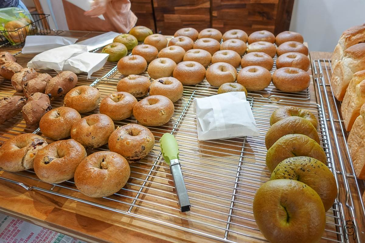 1天只賣2.5小時!台南烘焙坊自養酵母做麵包,先搶伯爵乳酪貝果、起司德國結