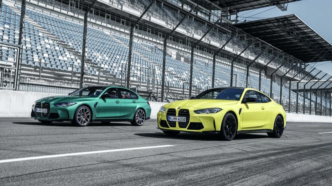 M3 Competition、M4 Competition採用3.0升直列六缸渦輪增壓引擎,可以創造510匹最大馬力,以及650牛頓米的最大峰值扭力。(圖片來源/ BMW) M3、M4 Competition開賣 選Racing Package比較划算?