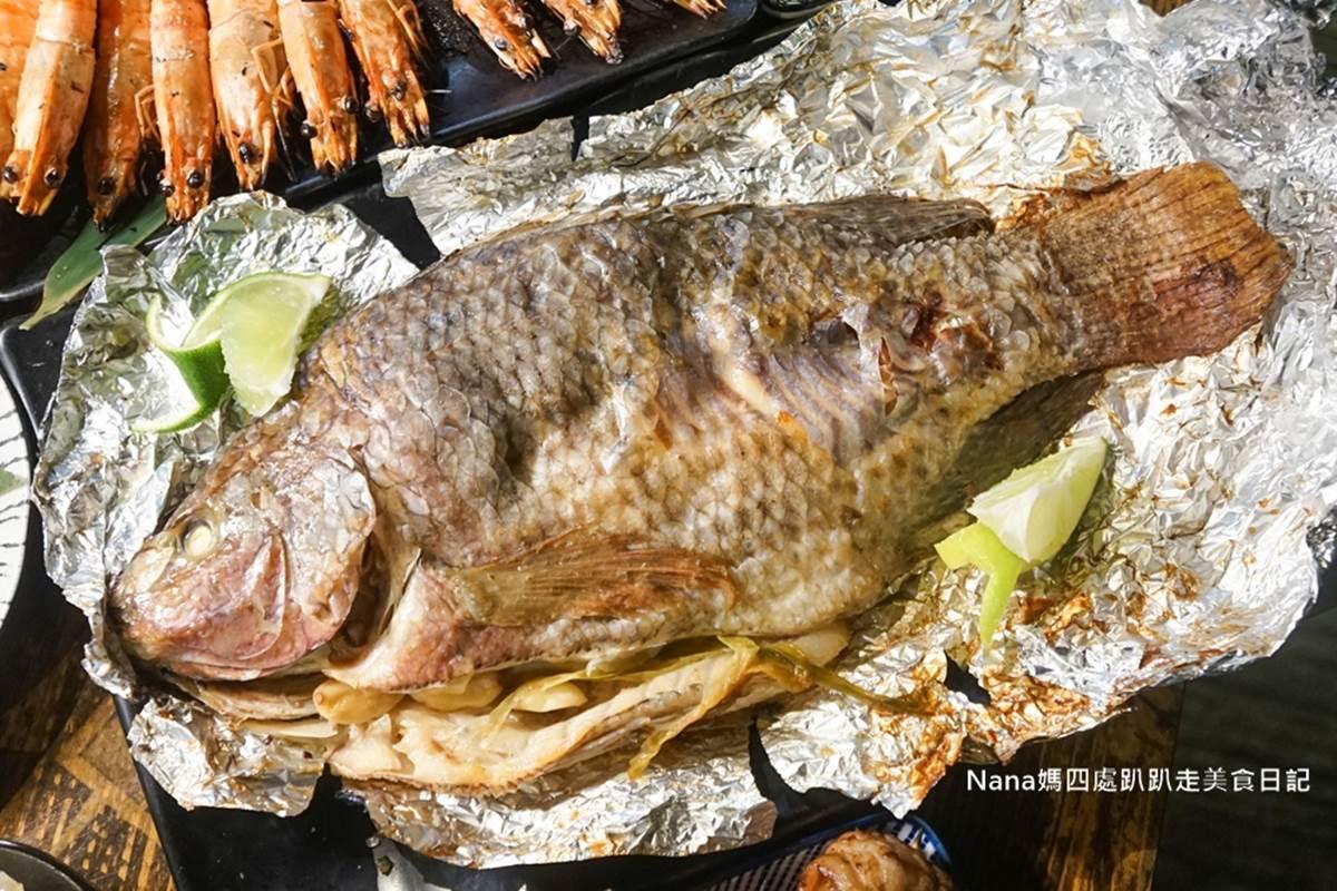 平價日式燒烤!獨門烤醬別處吃不到,隱藏版菜色「生蠔炒泡麵」想吃先預約