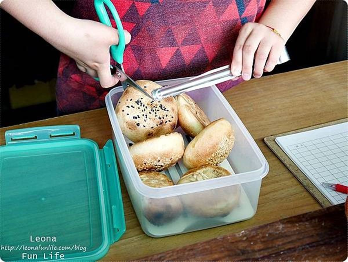 台中下午茶新選!炭火烤餅招牌口味吃得到「中藥」香,喔爸醬餅包「花枝丸」超有哏