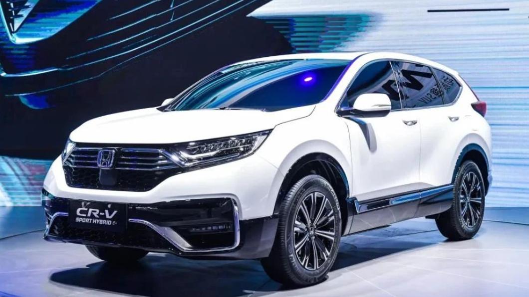Honda CR-V Sport Hybrid e+在2月2日正式在中國市場上市,售價落在人民幣27.38萬元到29.98萬元間,約合新台幣119萬元到130萬元。(圖片來源/ Honda) CR-V Sport Hybrid e+正式發表 不加油還能駕駛85km