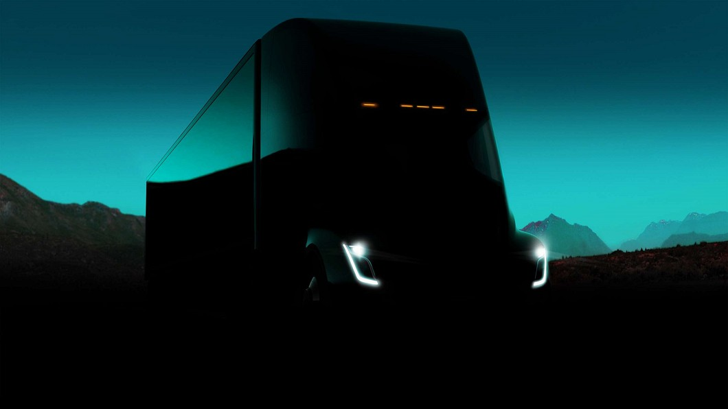 供應商端流出資訊Tesla電動拖車頭有望於今年開始生產。(圖片來源/ Tesla) 特斯拉拖車頭真的要量產了? 傳今年將生產2500輛
