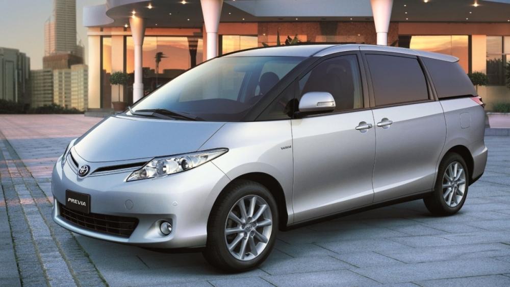Previa在2019年宣告停產,台灣總代理也於去年跟進停售,中型MPV在市場中的選項又再減少。(圖片來源/ Toyota) 誰是Previa接班人 Toyota全新MPV今年現身?