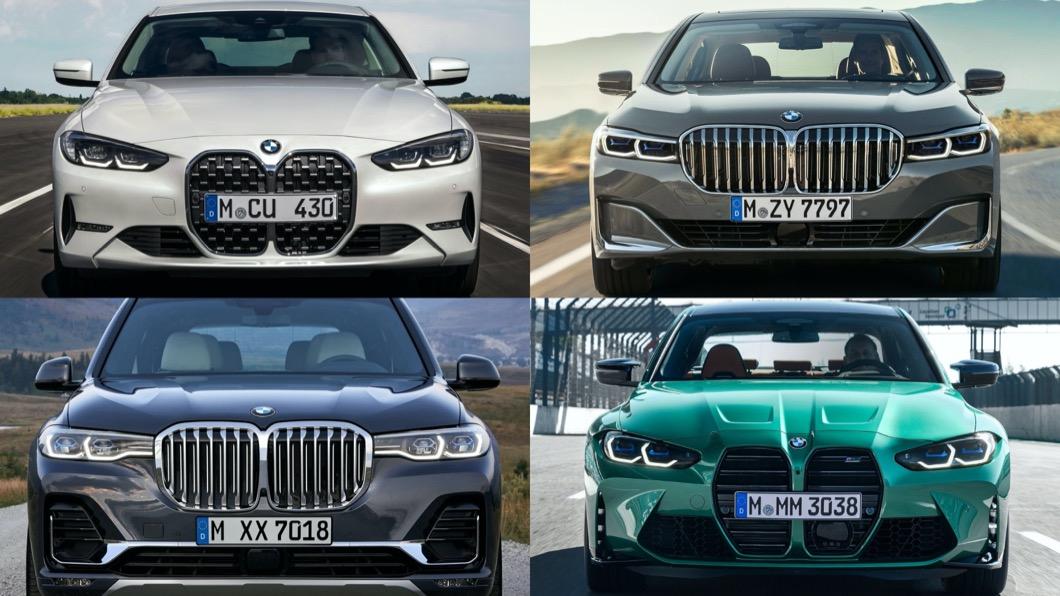 BMW近期的產品由於水箱護罩面積不斷加大,因此在車壇掀起熱烈討論。(圖片來源/ BMW) 「大鼻孔」被鄉民調侃 BMW設計師:我們不需要討好所有人!