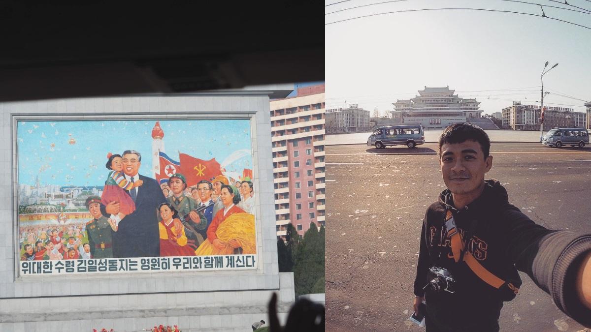 勇闖食人族、神秘北韓!「融融歷險記」Ben壯遊15個邦交國,最危險機場、城市都敢衝