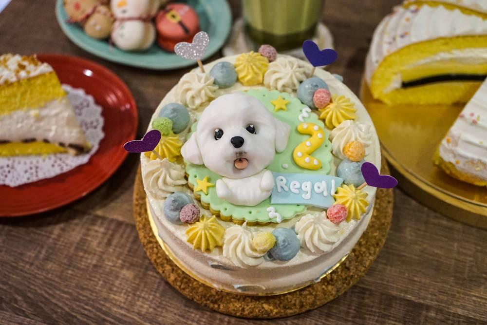 鏟屎官們尖叫!手工甜點店有貓狗陪吃,還能帶毛孩來開趴、訂製寵物蛋糕