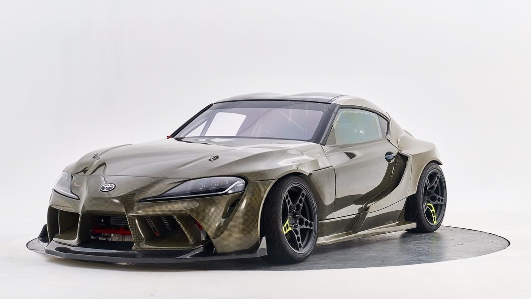 仍有不少本格派車迷認為Toyota還是得靠自己的技術打造Supra,才符合精神傳承的意義。(圖片來源/ HGK) 「老牛魔王」引擎更帶勁! HGK打造1,000匹甩尾戰車