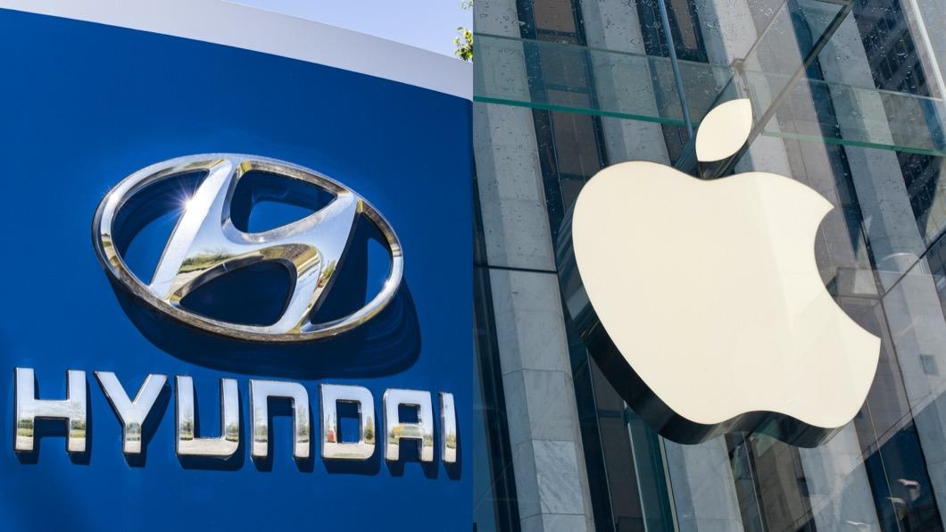 2021年1月傳出Apple為了打造電動車,找上韓國Hyundai集團。(示意圖/ shutterstock) 自己有Ioniq要忙! Hyundai與Apple合作生變?