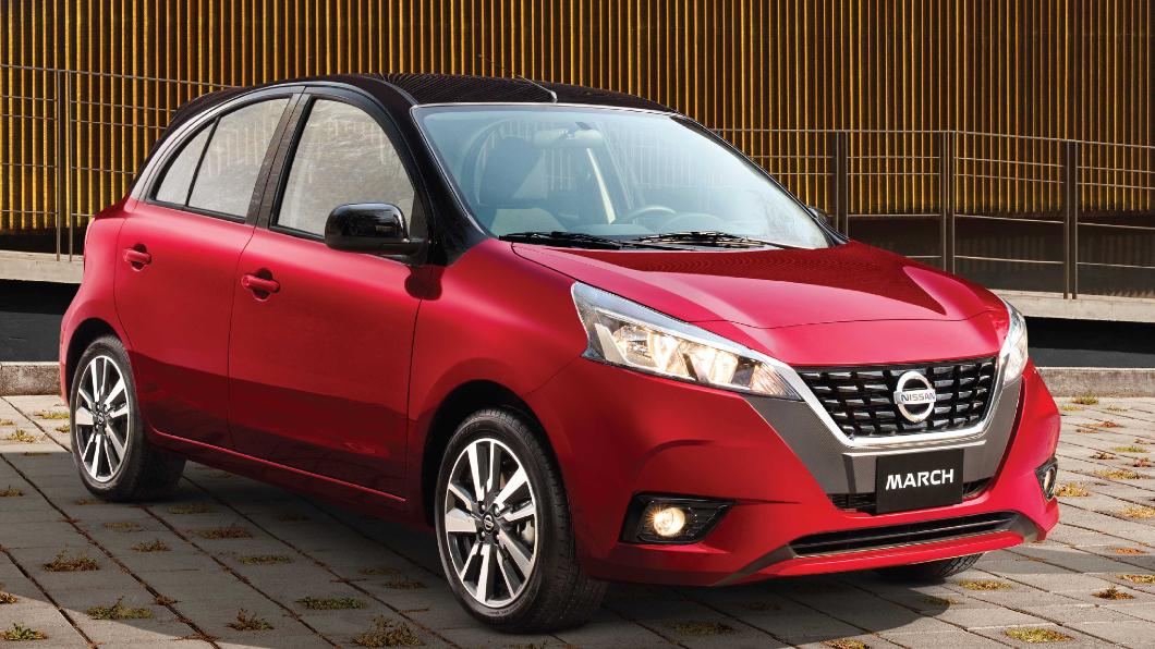 Nissan March去年在台灣宣告停產,不過日本等海外市場都仍繼續銷售,而最近March在南美市場推出小改款車型。(圖片來源/ Nissan) 新March正式發表售價30萬 從可愛小車變身動感掀背