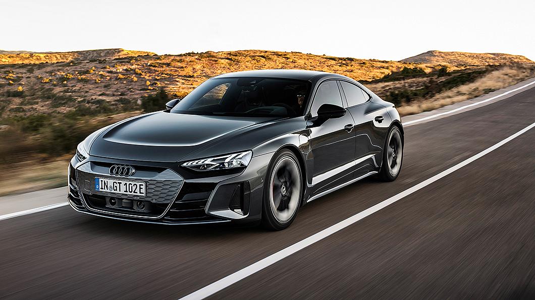 Audi Taiwan正式啟動e-tron GT預約預售活動。(圖片來源/ Audi) e-tron GT搶先預約方案啟動 全臺首批限量僅有50輛