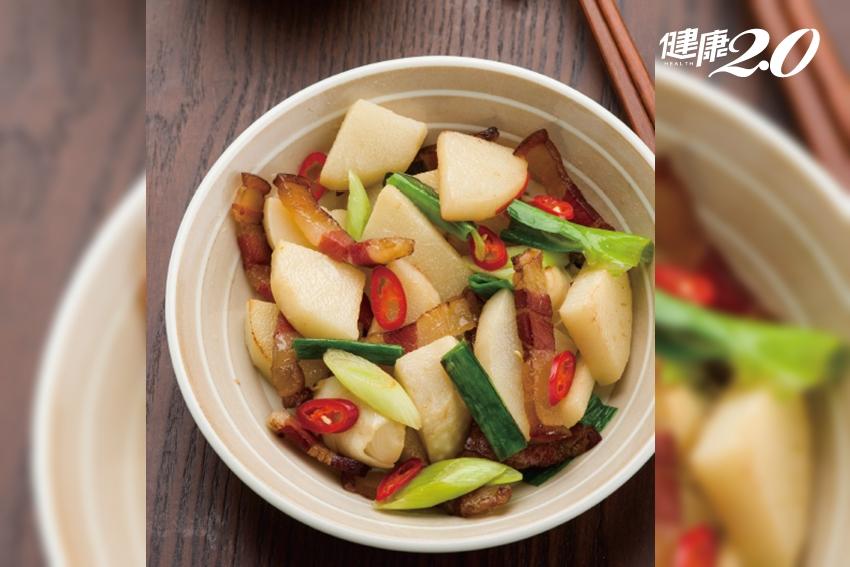 吃春筍最鮮美!預防便祕、控制體重 這部位最適合炒肉絲