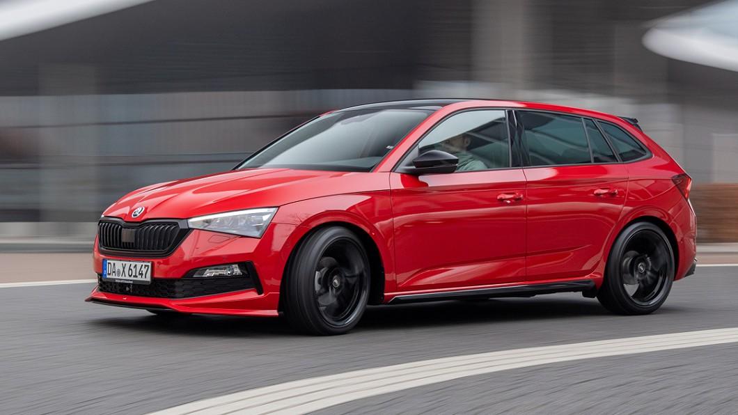 Škoda與Abt Sportsline共同推出Scala Edition S。(圖片來源/ Škoda) 190匹Scala Edition S限量發表 ABT發力不是RS也夠威