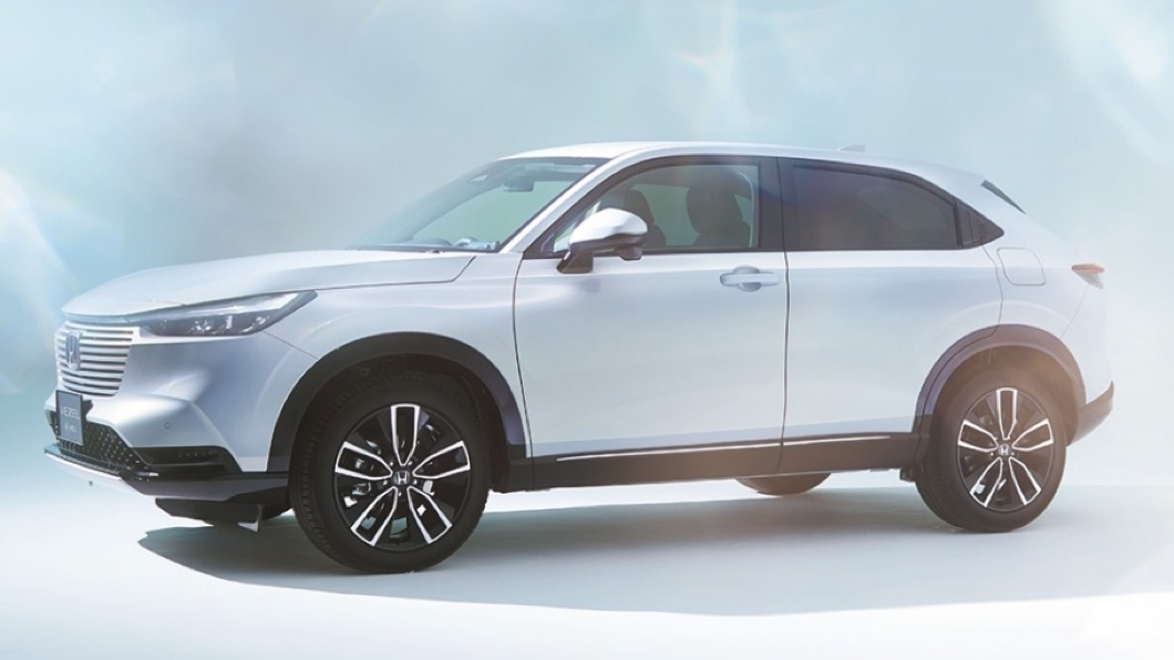 Honda於2021年2/18以直播的方式,舉行日規HR-V(Vezel)線上發表會。(圖片來源/ Honda) 大改款Honda HR-V預計4月開賣 新增全景天窗高級感大增