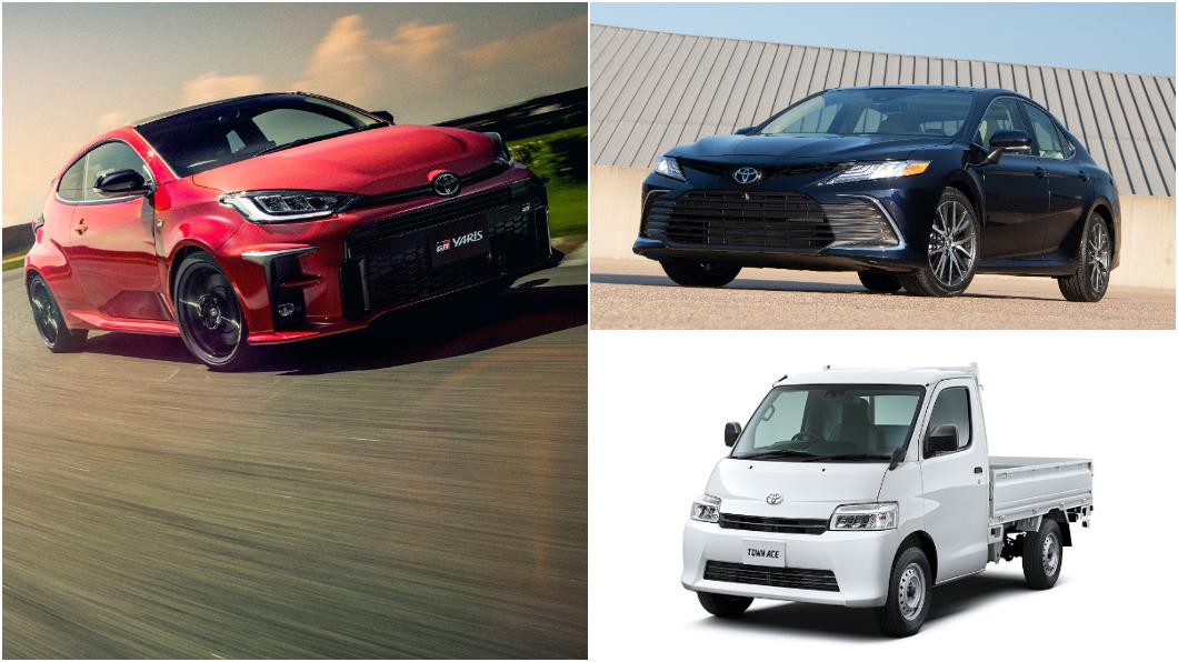 和泰汽車揭露2021年Toyota、Lexus與Hino等品牌新車導入計畫。(圖片來源/ Toyota) 小改Camry第一季搶先上市 GR Yaris與GR 86確定下半年引進