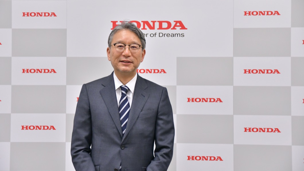 本田汽車於2/19董事會議上宣布新任社長人事任命,將由三部敏宏接任新任社長。(圖片來源/ Honda) Honda換新社長 電動化可望更加速!