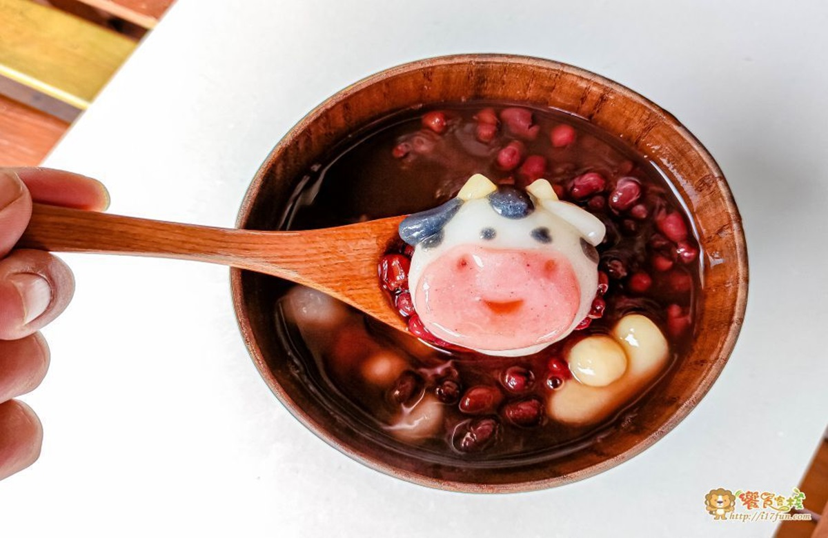 萌到捨不得吃!高雄限量「牛牛湯圓」只賣到元宵,角落生物糰子鹹甜口味也必點