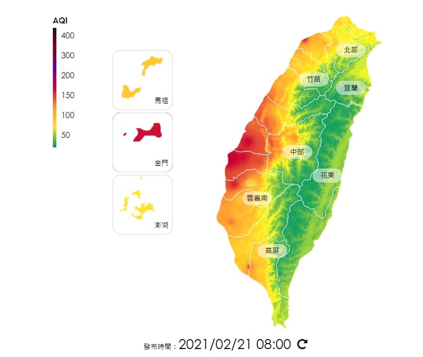 西濱連環車禍疑「霧霾」釀禍 醫師提醒空污5大危害、這種口罩能擋PM2.5