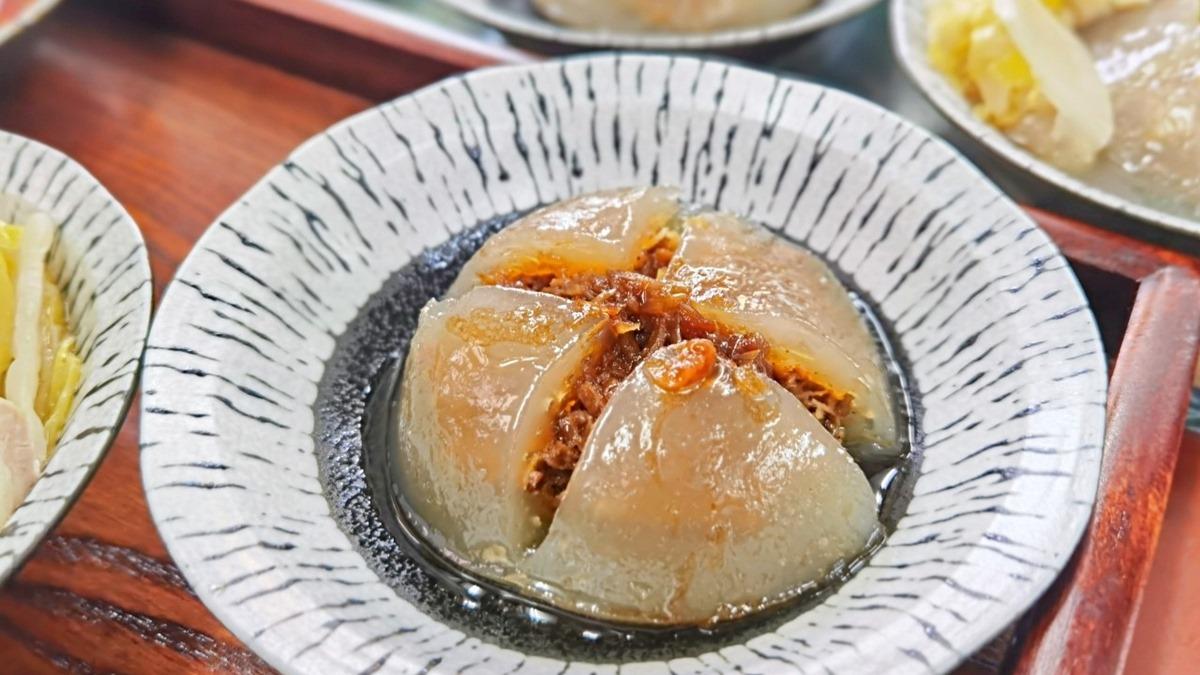 【食尚首播】彰化美食一條街必吃3家古早味:火鍋包肉圓裡、一口糯米炸、60年菱角酥