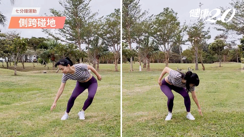 7分鐘「跳躍運動」刺激骨質生長、增加骨頭強度
