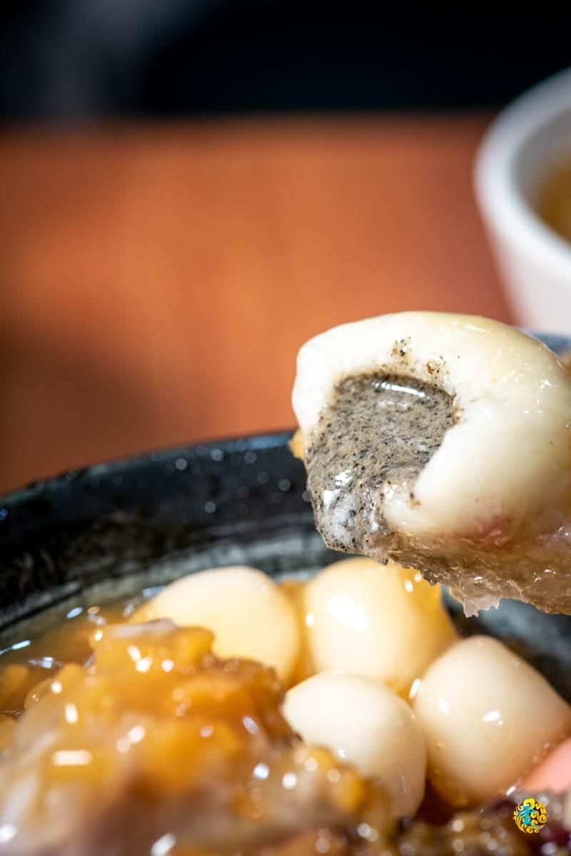 有料更滿足!桃園5家網推包餡湯圓:古早冷熱冰、手工紫米外皮、隱藏版客家味