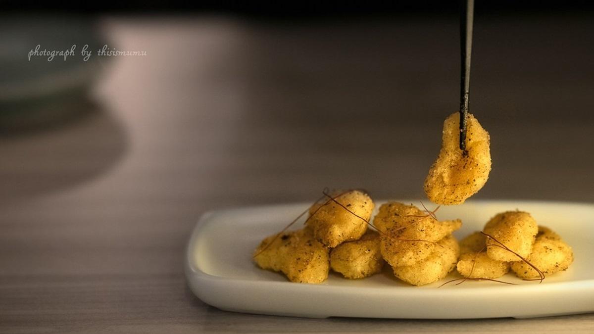 超有哏法式台菜!不限時餐酒館必點「爆漿橘子」,蝦油蛤蜊湯、掉了的冰別處吃不到