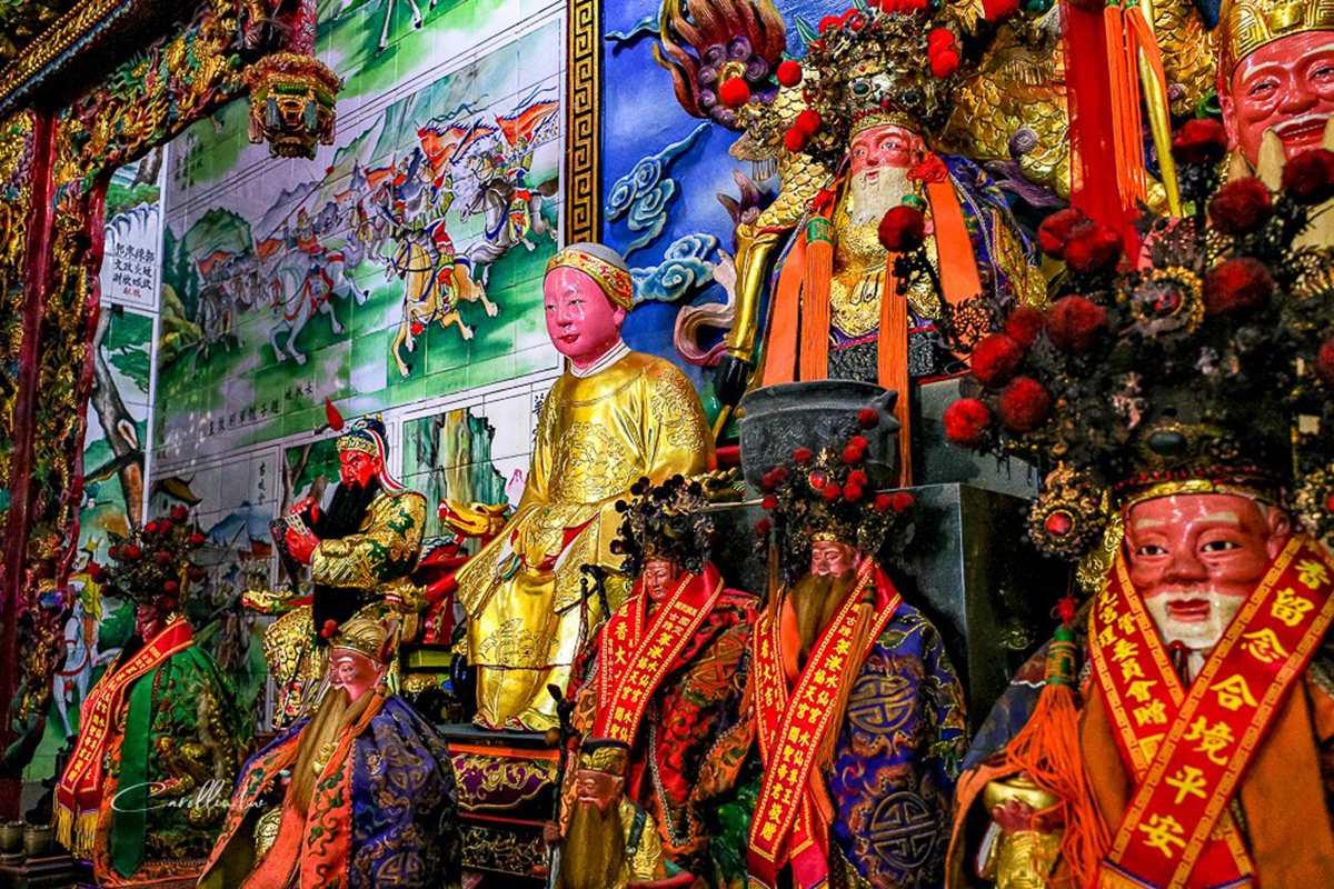 快衝基隆偽出國!穿琉球傳統服裝、嘗沖繩美食,還能順遊台版彩虹島、西班牙教堂遺址