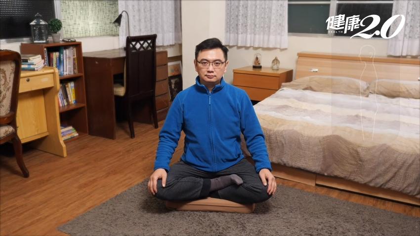 紓解壓力必學1個呼吸法 改善免疫力失調、遠離失眠困擾