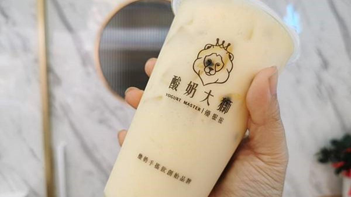 廈門紅回台灣!彰化人氣「酸奶」連男生也愛,先喝葡萄柚握握、甜橙奶蓋