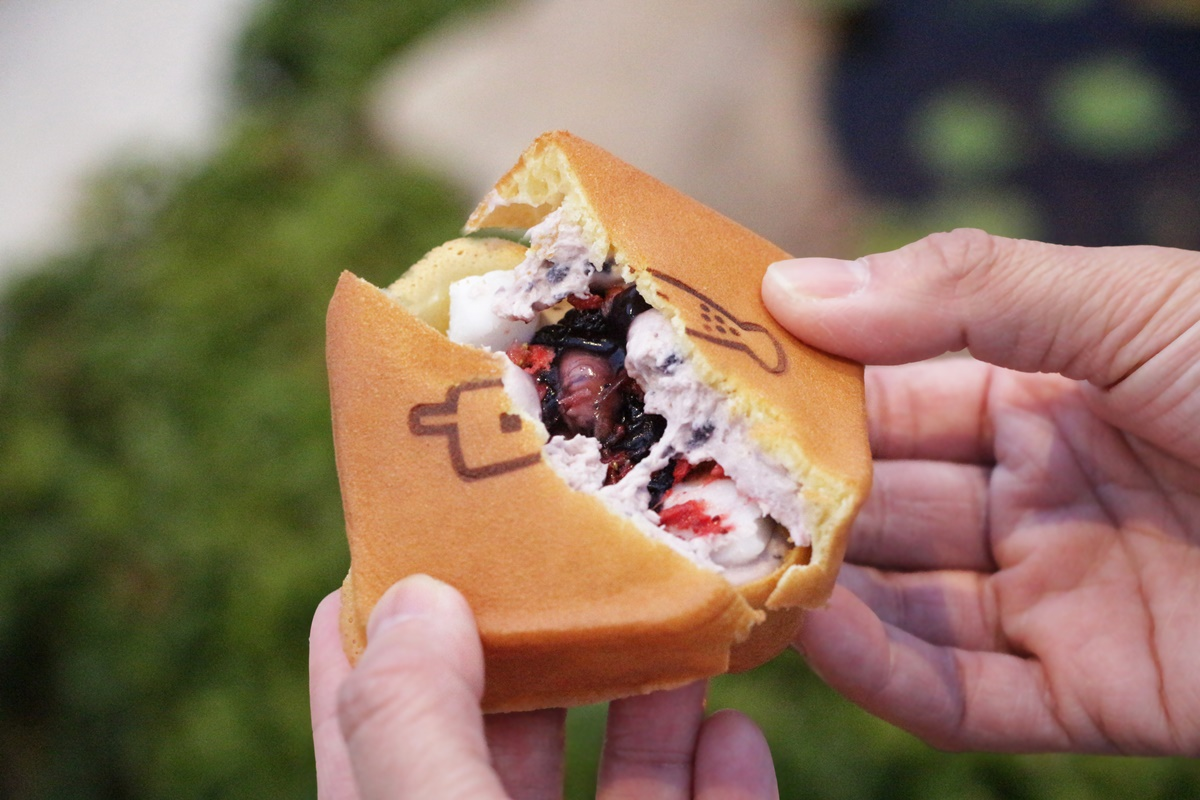 3款爆漿內餡到!春水堂隱藏版「小春日燒」限定這吃,藍莓乳酪+Q彈麻糬太銷魂