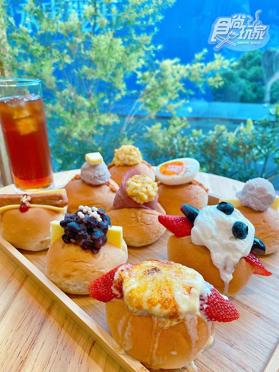 甜點控衝了!全台10家「網紅打卡」下午茶,韓妞油畫吐司、日系「澎高高」舒芙蕾都有