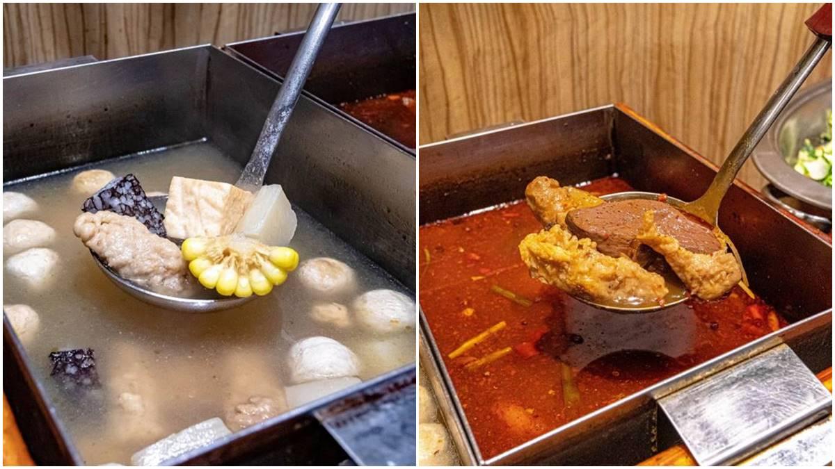 隱藏版佛心餐廳!點250元主餐享超澎派自助吧,入口即化肉燥飯、暖心關東煮通通吃到飽