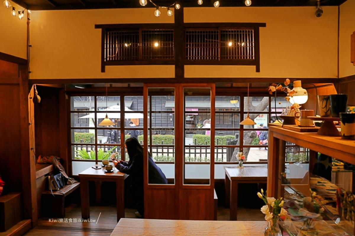 日系網美下午茶!人氣老宅咖啡館有濃濃京都風,草莓控必點季節限定煎鬆餅